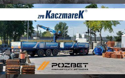 Towar od naszego nowego dostawcy ZPB KaczmareK już dostępny na naszym placu. Zapraszamy!