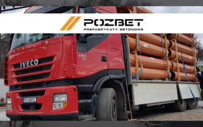 Rury PVC z SZYBKĄ dostawą na Twoją budowę