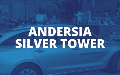 Pozbet dla Andersia Silver Tower