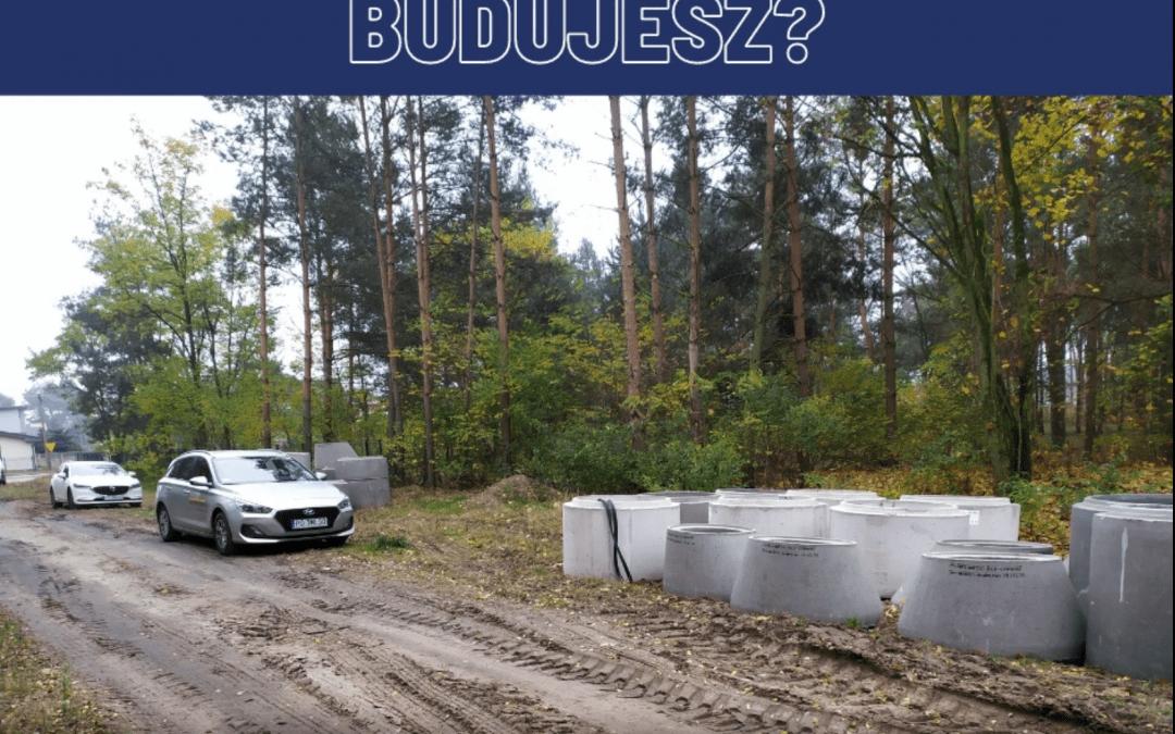 Dostawca kanalizacji i studni betonowych na inwestycje budowlane