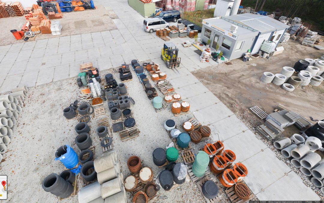 Blisko 10000.00 m² powierzchni wystawienniczej
