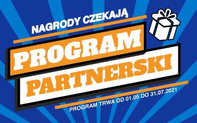 Rusza nowy Program Partnerski. Sprawdź – nagrody już czekają!