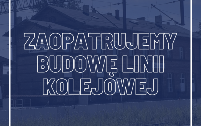 Budowa linii kolejowej